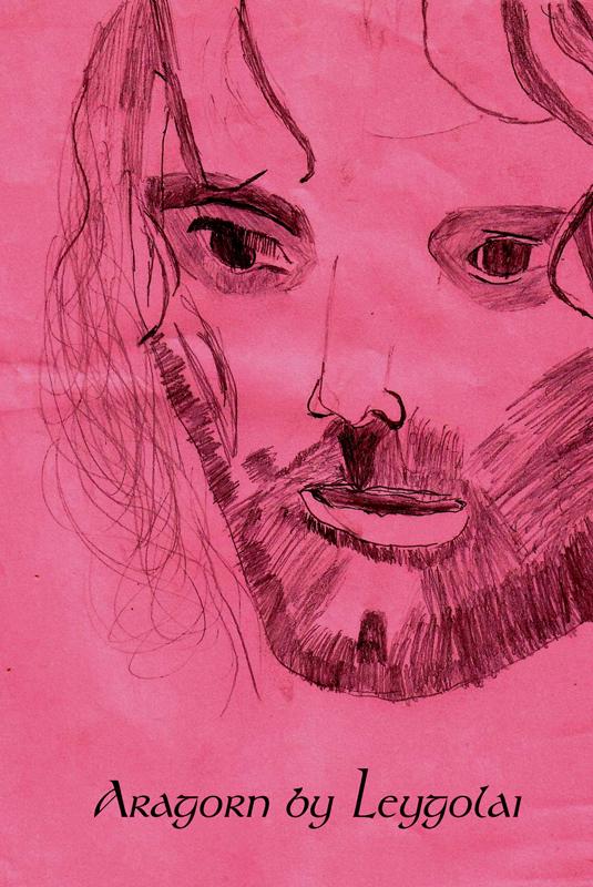 Aragorn Ponders
